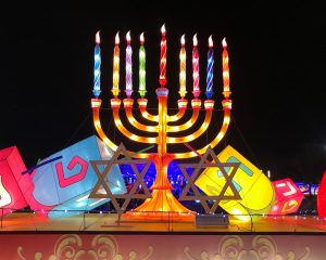 Hannukiah Tour in Jerusalem